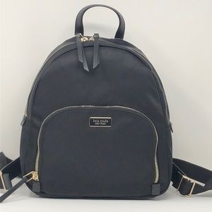 NWT Kate spade medium backpack